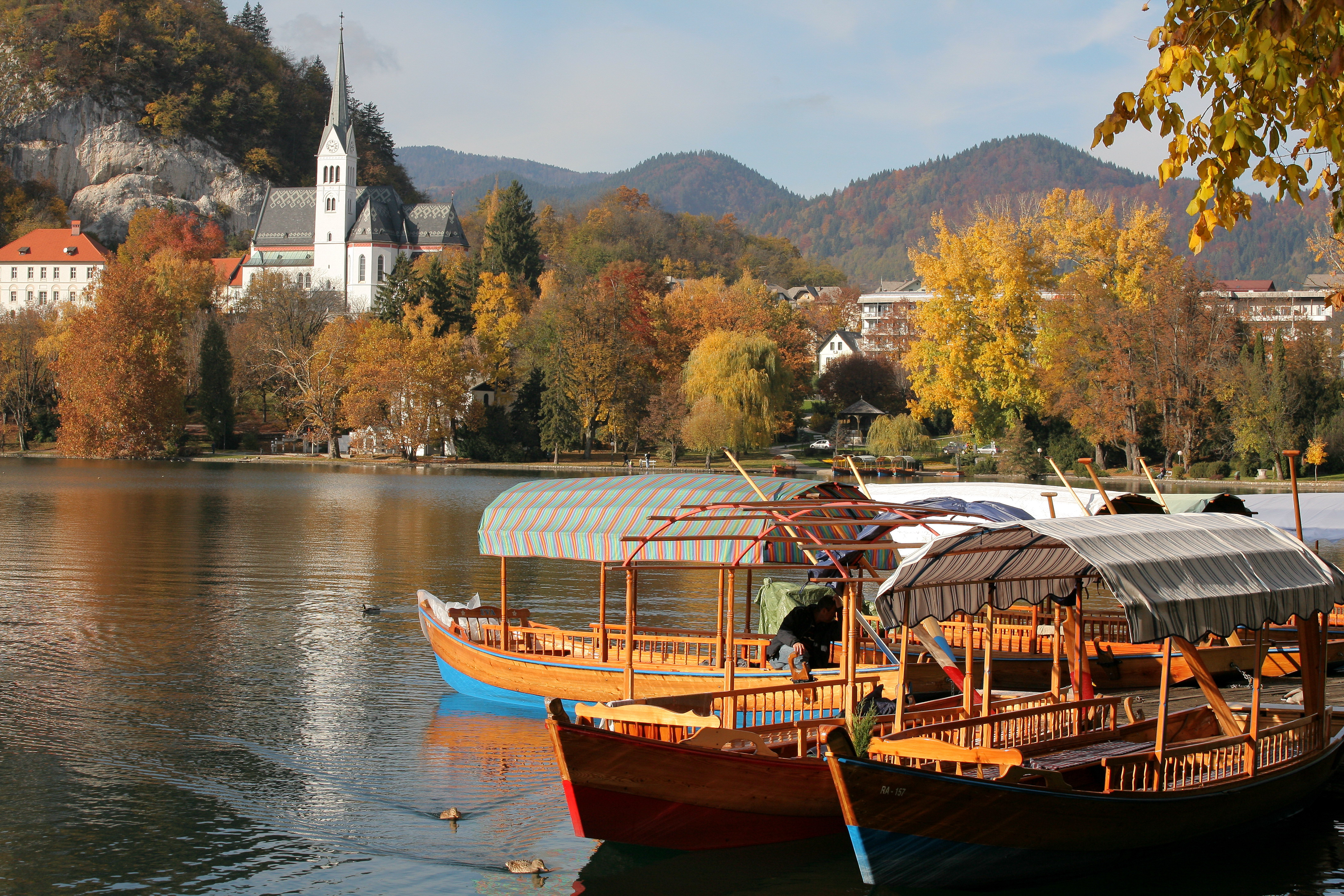 Ljubljana, jewel of Eastern Europe