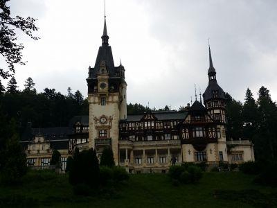 Splendide voyage en Roumanie