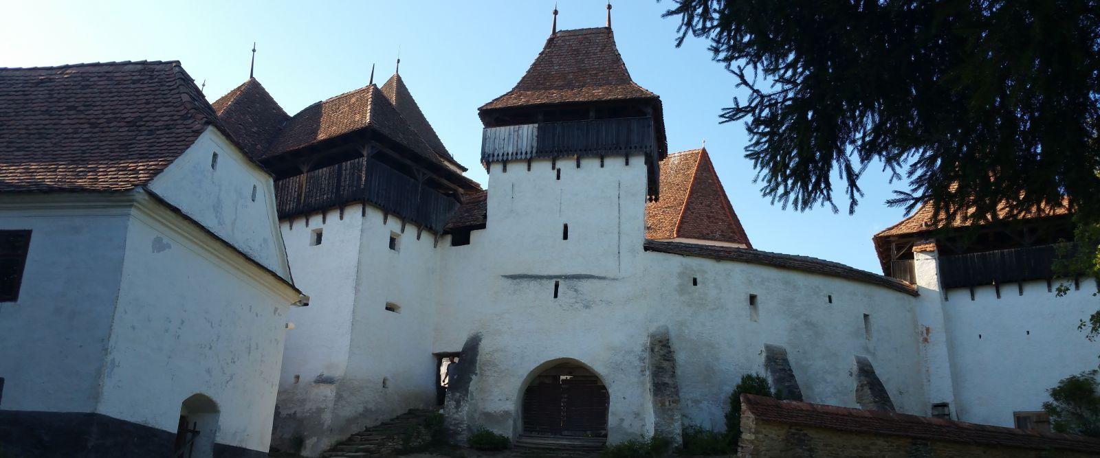Roumanie Viscri