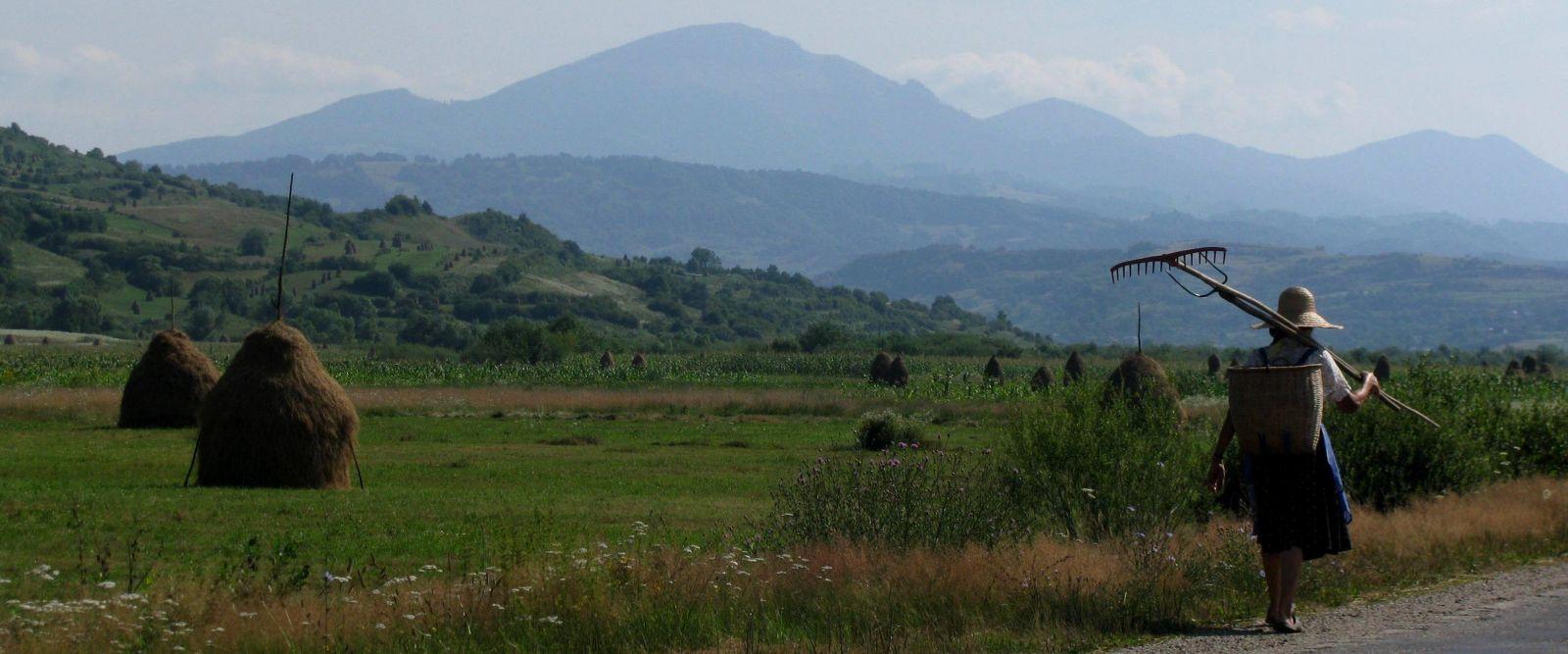 Roumanie randonnée