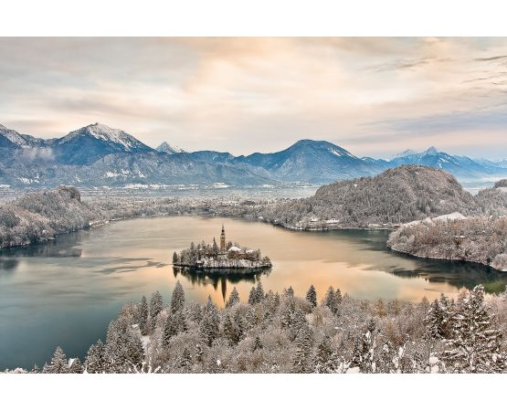 Top winter, 4* hotel in Bled, Slovenia - 6 days from 356 €