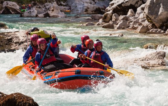 Adventure week holidays in Slovenia! - 8 days from 552 €