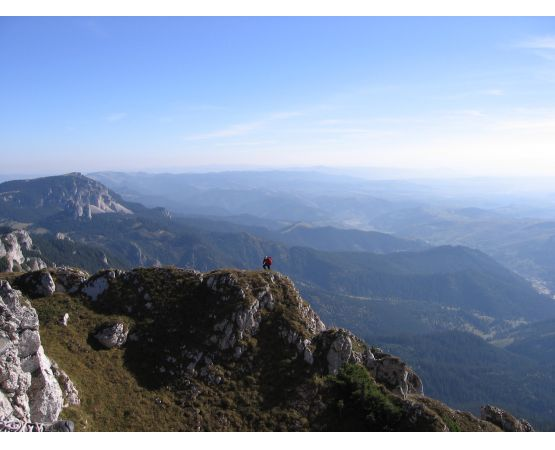 Hiking in the mountains of Transylvania - 8 days from 426  €