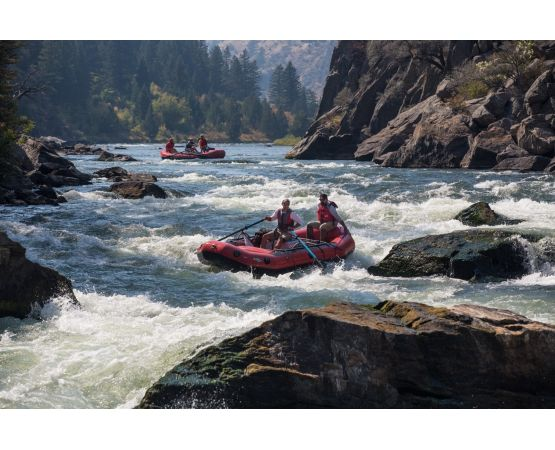 Rafting and the Dracula's Castle in Transylvania - 3 days from 253 €