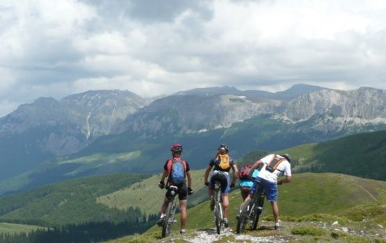 Mountain biking in the Southern Carpathians - 6 days from 619€
