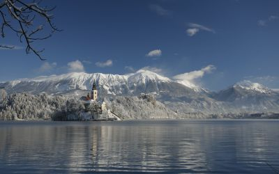 Top winter, 3* hotel in Bled, Slovenia - 6 days from 300 €