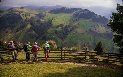 Premium hiking in Romania - 9 days from 896 €