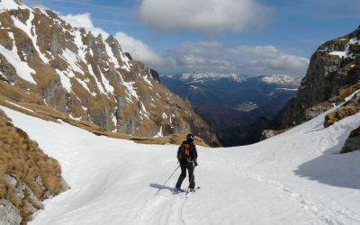 Cross country skiing and winter hiking in Romania - 7 days from 848 €